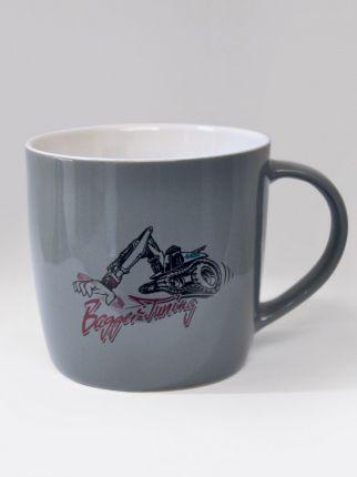 Bagger-Tuning Keramik-Tasse