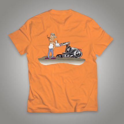 """T-Shirt """"F*ck Off"""""""