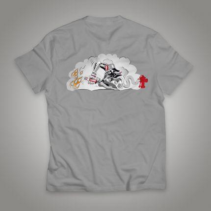 """T-Shirt """"Feuerwehr"""""""